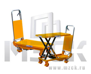 Подъемный стол SMART SP 150 A (150 кг, 740х450 мм, высота подъема 740 мм)