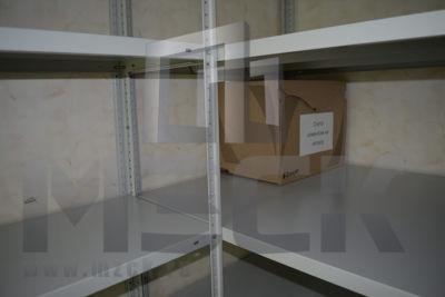 Металлический стеллаж ТС-Лайт 2200x1000x300.5.120