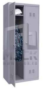 Шкаф для Одежды ШР-22 1850x800x500 мм
