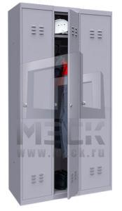 Шкаф для Одежды ШР-11-3 1850x900x500 мм