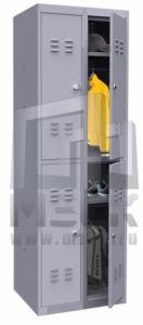 Шкаф для Одежды ШР-24-2 1850x600x500 мм
