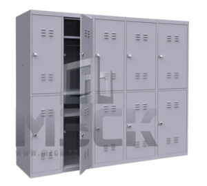 Шкаф для Одежды ШР-24-5 1850x1500x500 мм