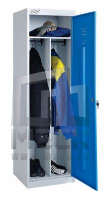 Металлический шкаф для одежды ШРЭК 21-530