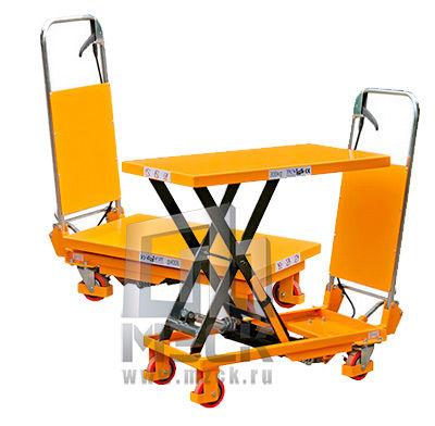 Гидравлические подъемные столы и платформы