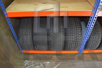 Металлический стеллаж Профи-Т для Шин 3000x1540x500.4к.350