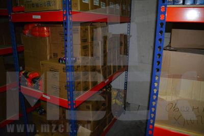 Стеллаж Профи-Т-т130-3000x1845x500.6.300.ф