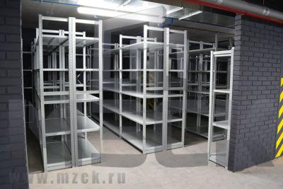 Металлический стеллаж ТСУ 2000x1060x300.4.150