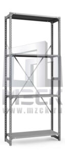 Металлический стеллаж ТСУ 2500x760x400.4.300