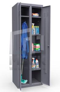 Шкаф для Инвентаря ШРХ 22-600 1850x600x500 мм
