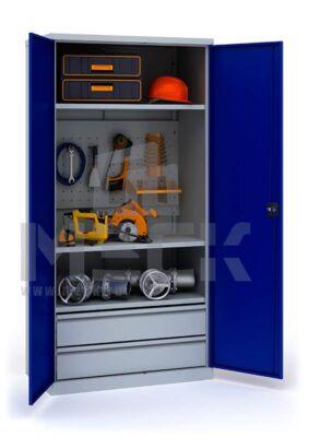 Металлические шкафы для инструмента