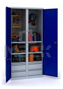 Инструментальный шкаф ИП-2/2 (1860х920х500)