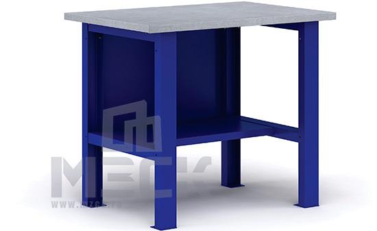 Металлический верстак ВП-1 (860х1000х685)