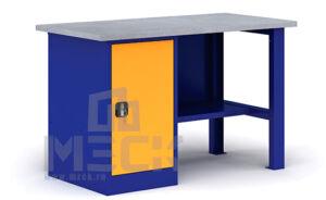 Металлический верстак ВП-2 (860х1390х685)