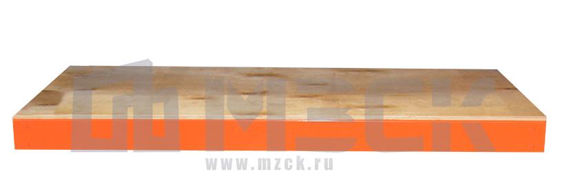 Полка Т-160/1 (1265х1005) фанера 10 мм