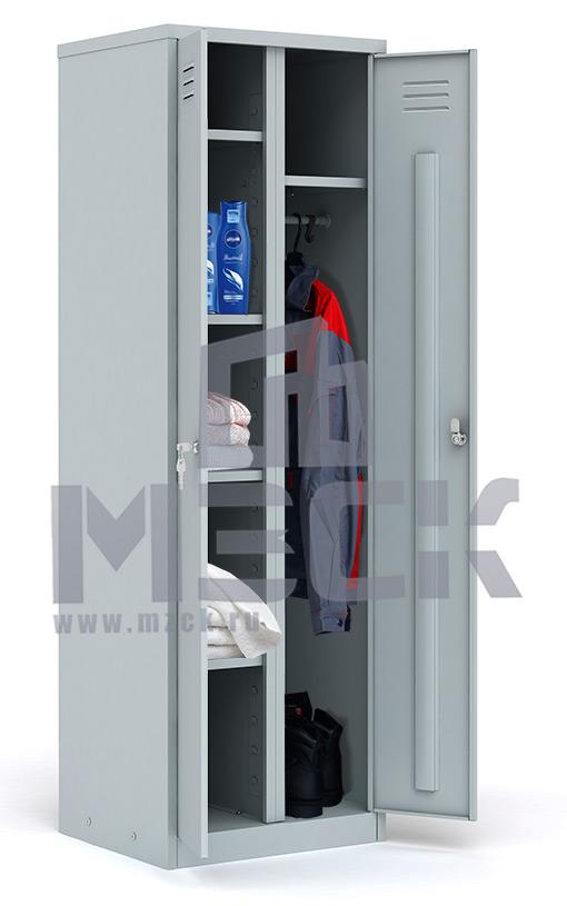 Металлический шкаф для одежды ШРМ-22У600 (1860х600х500)