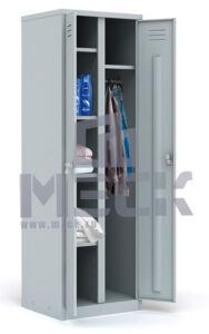 Металлический шкаф для одежды ШРМ-22У800 (1860х800х500)