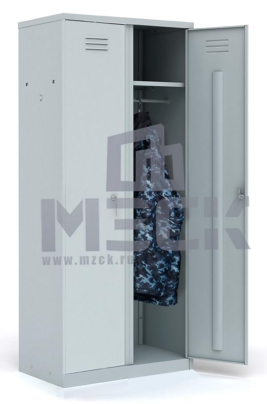 Металлический шкаф для одежды ШРМ-АК500 (1860х500х500)