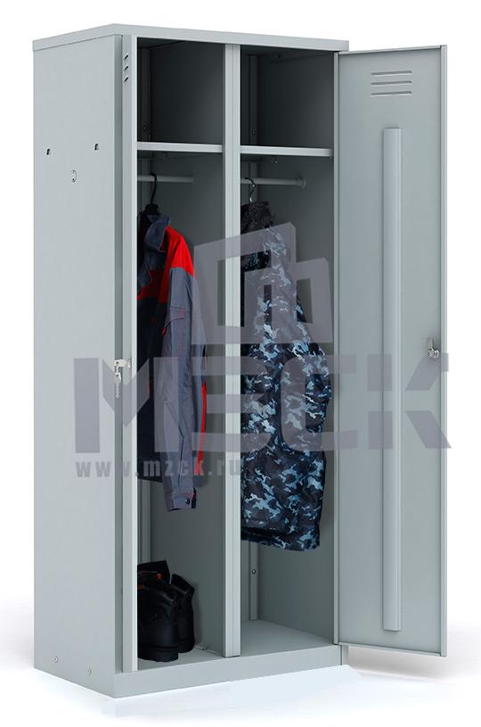 Металлический шкаф для одежды ШРМ-АК (1860х600х500)
